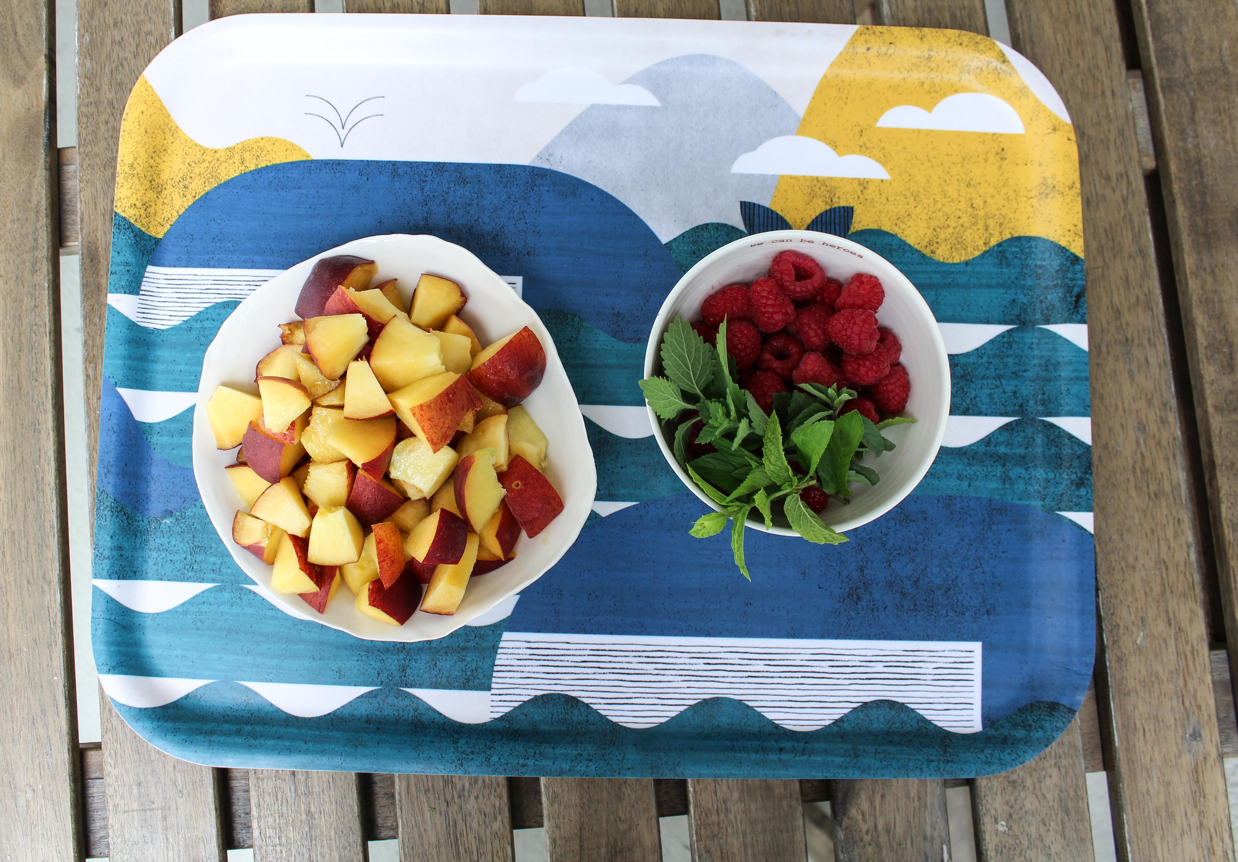 Erfrischende und zuckerfreie Limonaden